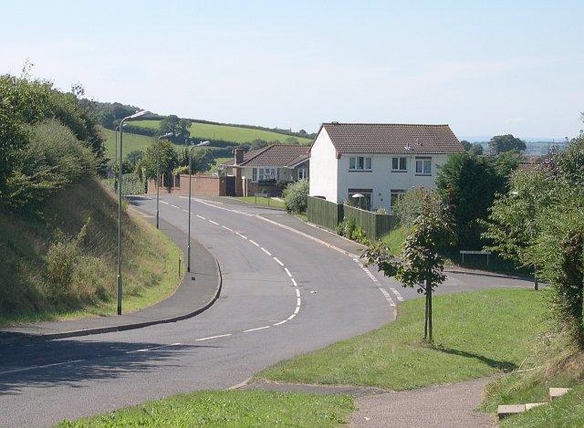 Modern suburbia