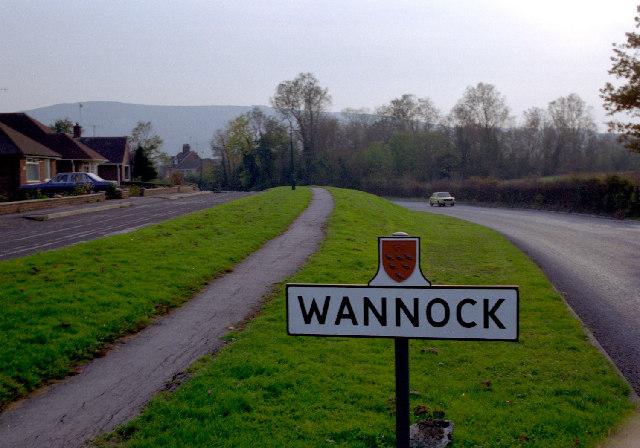 Wannock sign