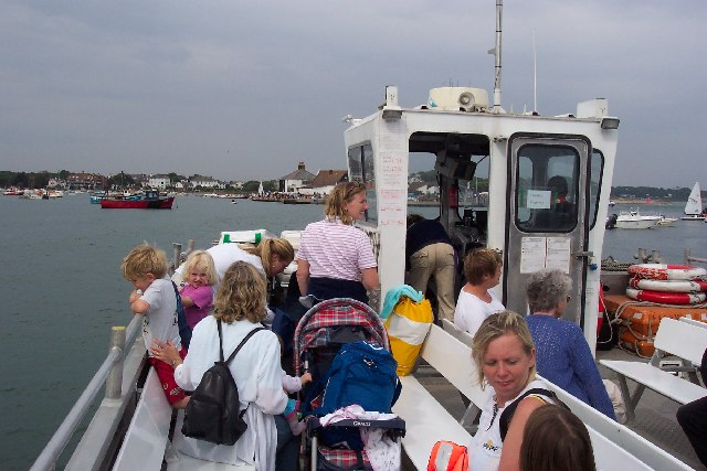 The Mudeford Ferry