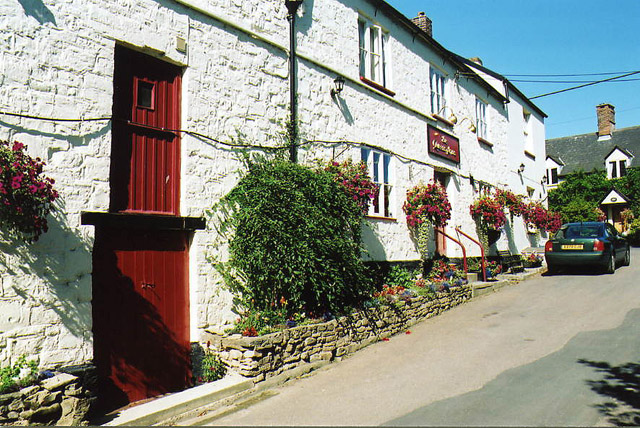 Pitminster: The Queen's Arms