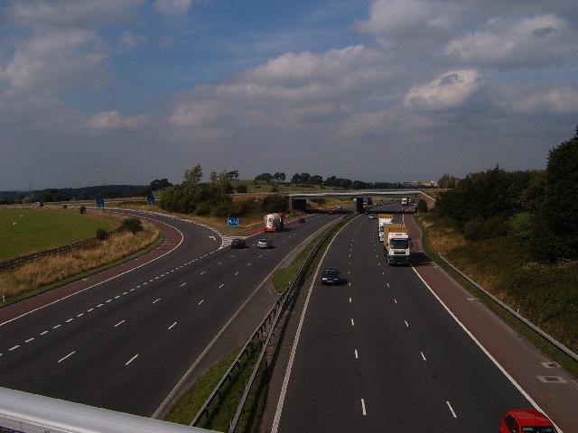 Junction 33 M6