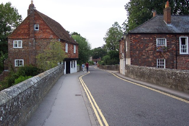 Harnham Ancient Bridge