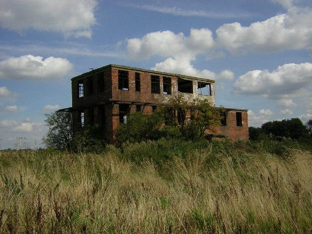 RAF Wigsley Control Tower