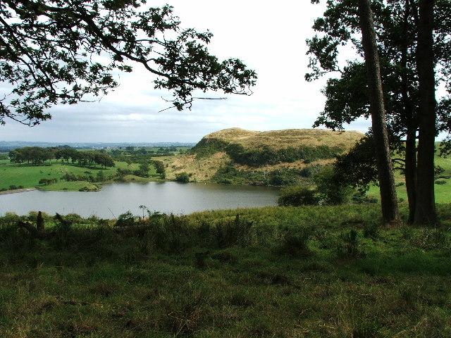 Glanderston Dam