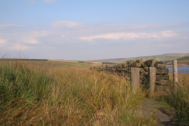 Calderdale Way, Withens Clough