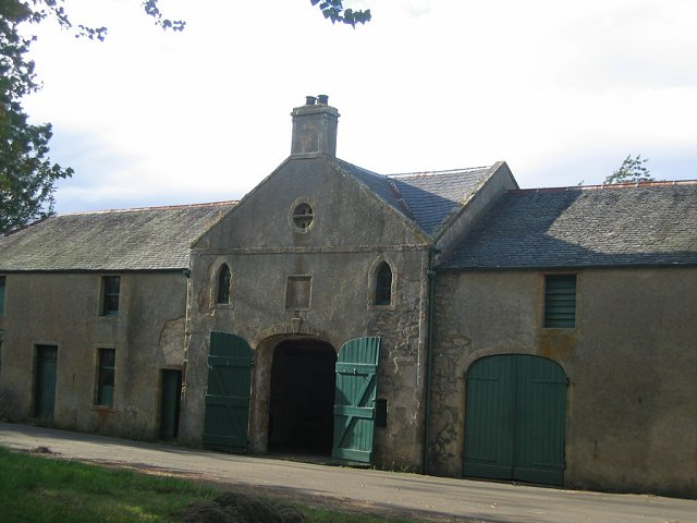 Coach house, Eaglescarnie.