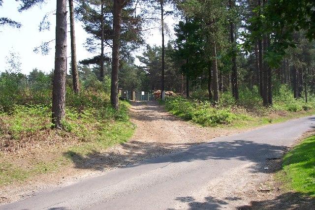 Reservoir on the Radnor Road