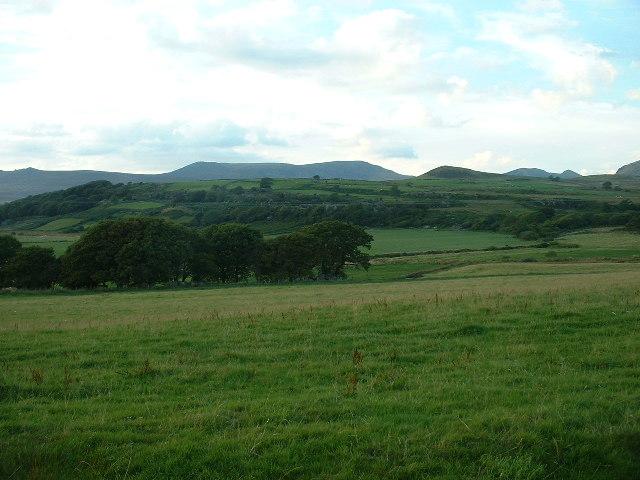 Afon Henwy Valley
