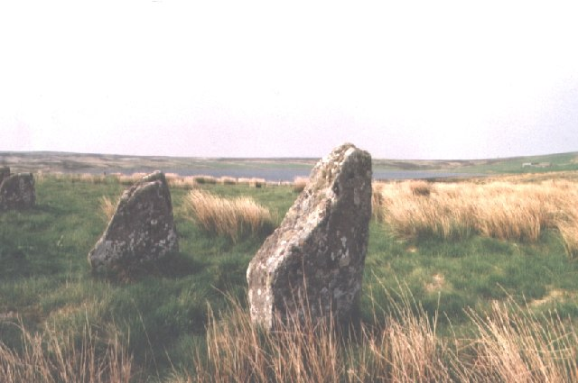 The standing stones of Stemster