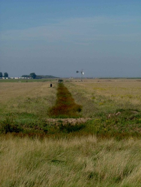 Wind Pump and Field Drain (Sheppey)