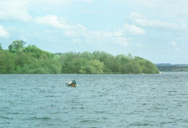 Blagdon Lake - Bristol Water Company's Reservoir