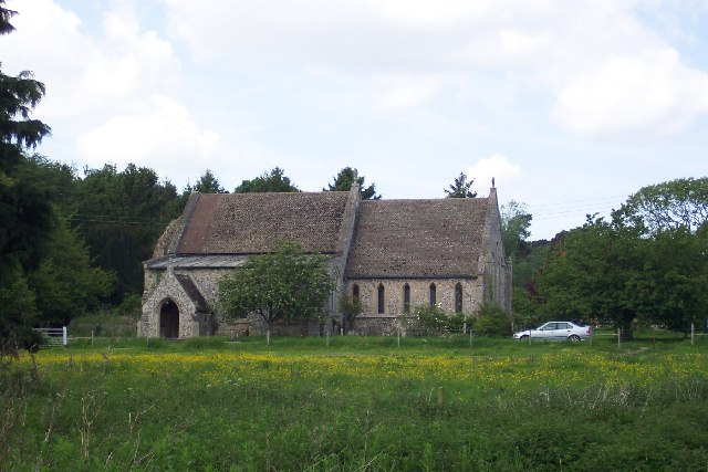 Church at Cockley Cley