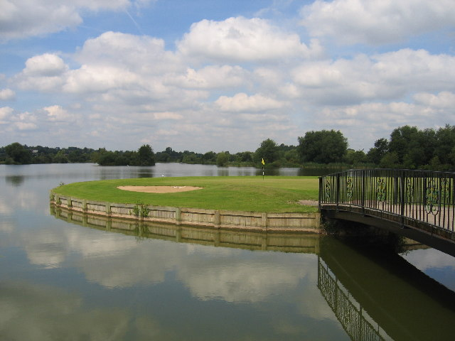 Lake at Ryton End