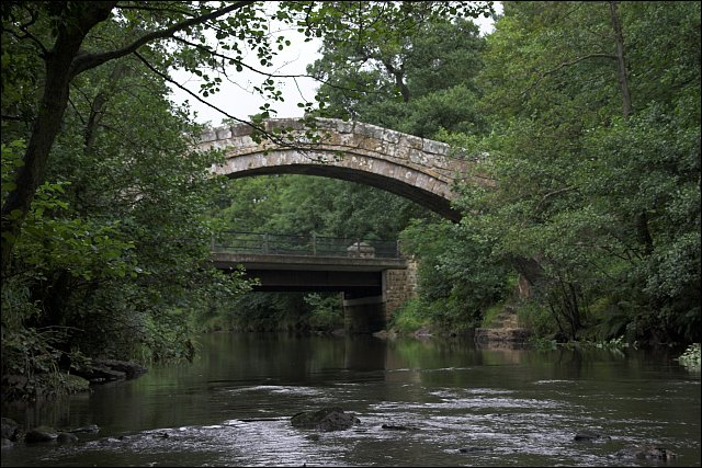 Beggars Bridge at Glaisdale