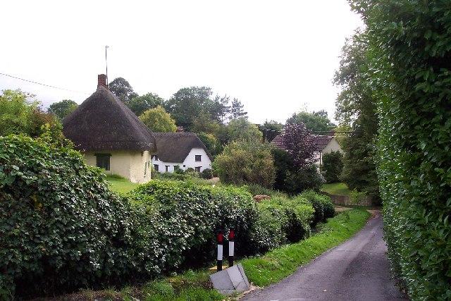 Cherhill village