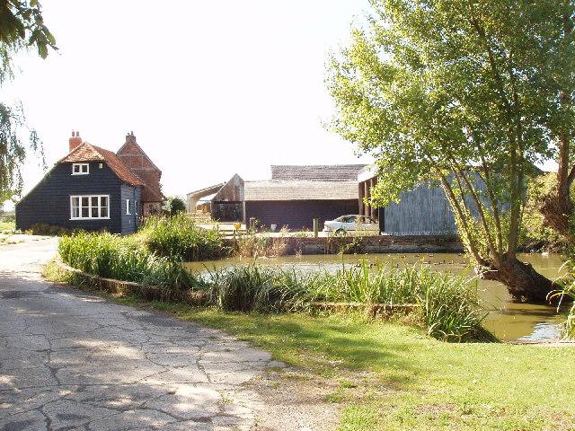 Poplar Farm, Kimble Wick