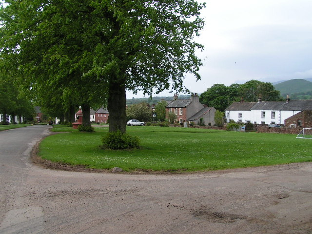 Dufton Village Green
