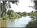 SP7307 : Pond Close, Haddenham by David Hawgood
