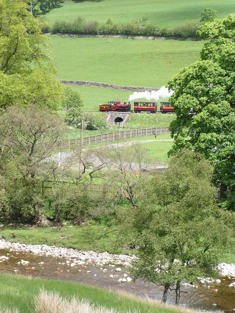 South Tynedale Railway nr Alston