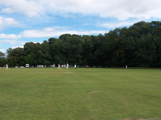 Cricket Ground at Great Tew