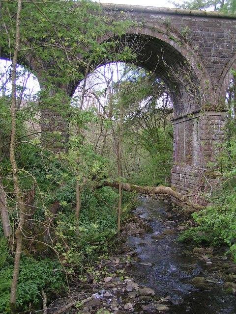 Disused Railway Viaduct, Lintley