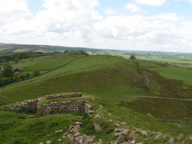Turret 44B, Hadrian's Wall
