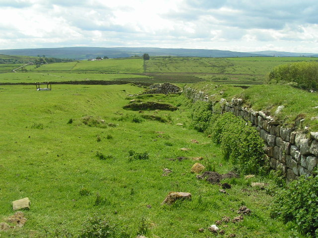 Aesica (Great Chesters) Roman Fort