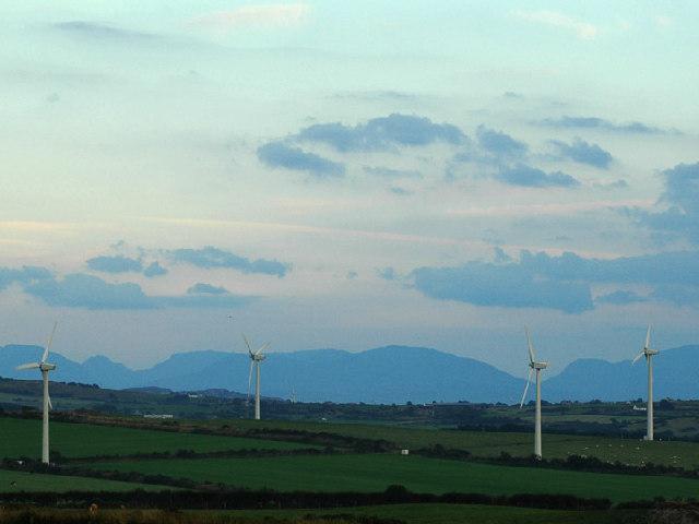 Rhyd-y-groes windfarm - Anglesey