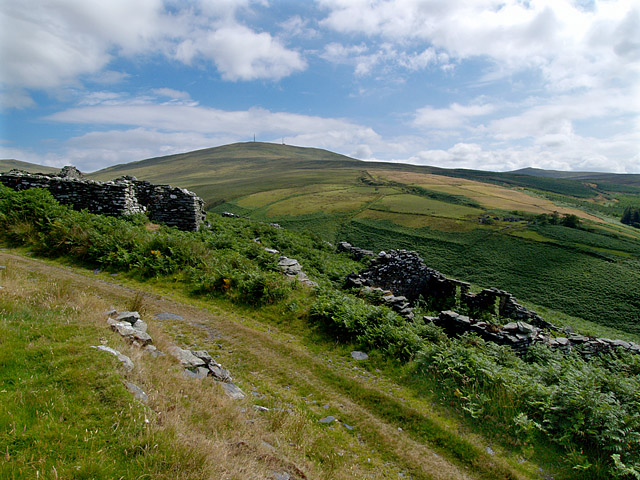 Ruined Farm - Slieu Managh