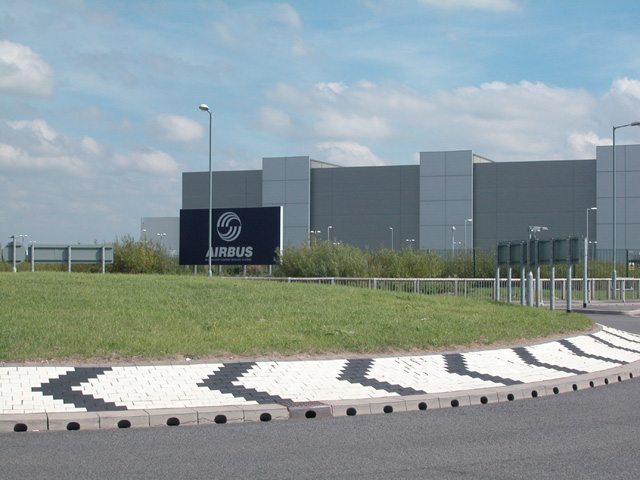 Airbus Wing Factory