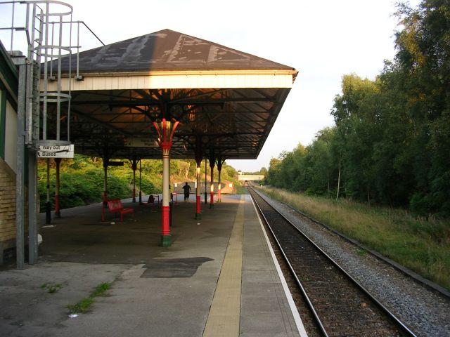 Swinton Railway Station