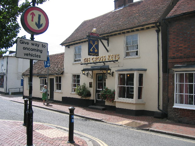 The Cross Keys, Gt Missenden