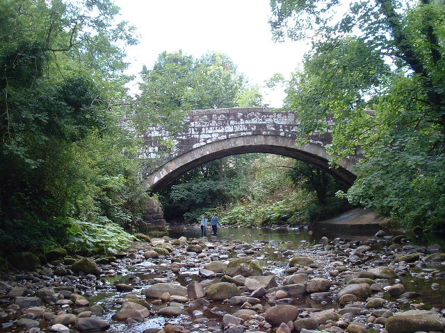 Brockmill Bridge
