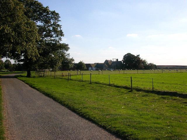 Lawford Heath - Lawford Lodge Farm
