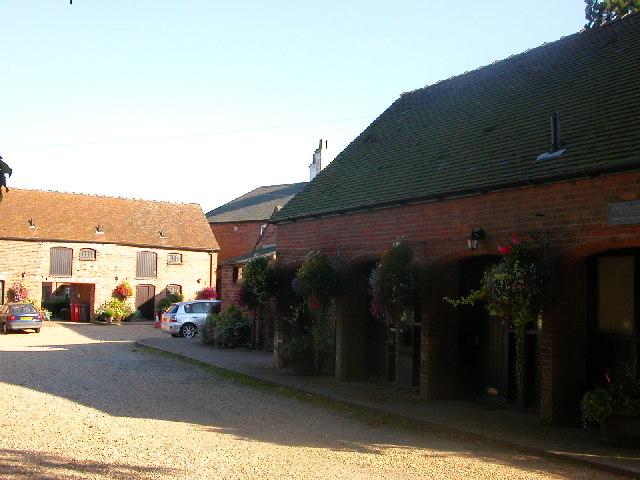 Lawford Heath - Lawford Hill Farm