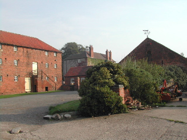 Shelford Manor Farm