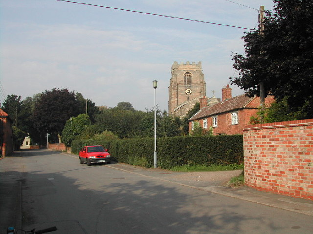 Church Street, Shelford Village