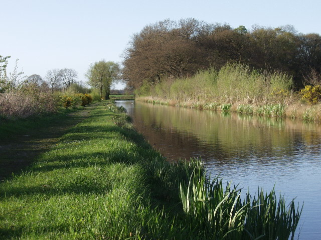 Montgomery Canal just north of Rednal