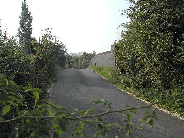 Oatfield Lane Railway Bridge