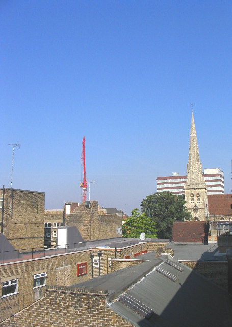 Roofs and Spires, Romford