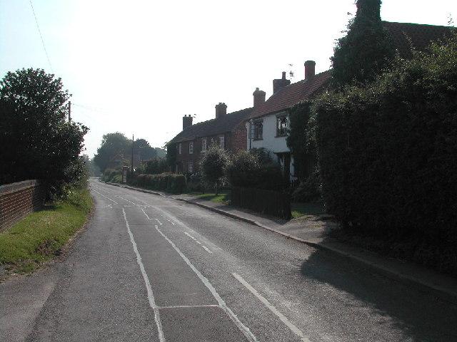 Main Street, Newton Village
