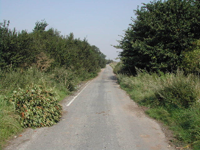 Chapel Lane (disused), Bingham