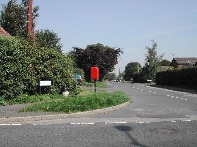 East Bridgford Village