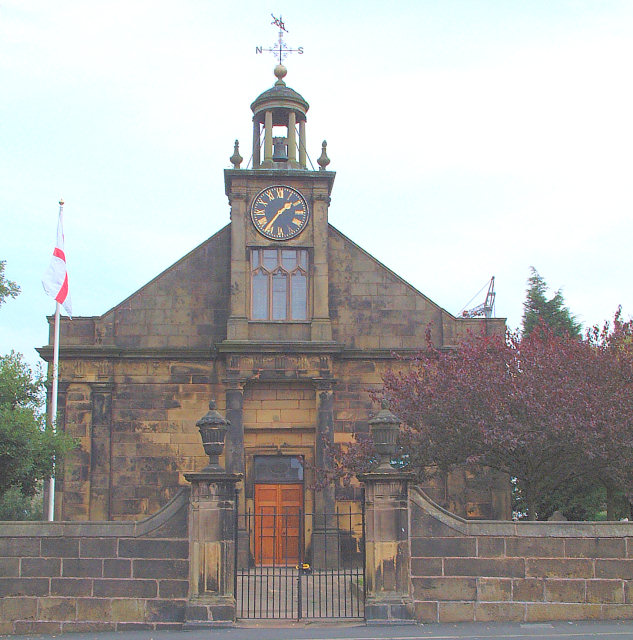 St Aidan's Church - Billinge