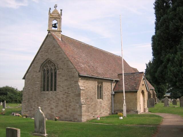 Pinvin Church