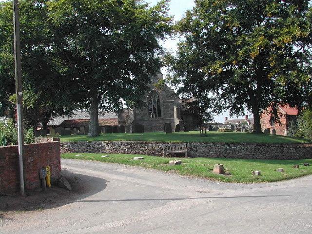 St Helen's, Kneeton Village