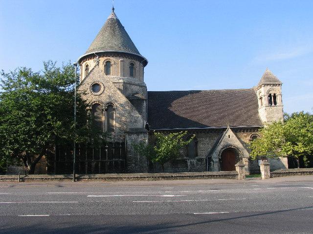 St Peters Church, Tewkesbury Road