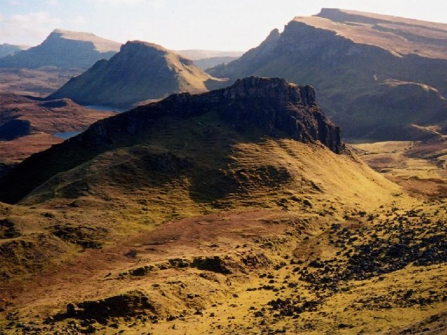 South of The Quiraing