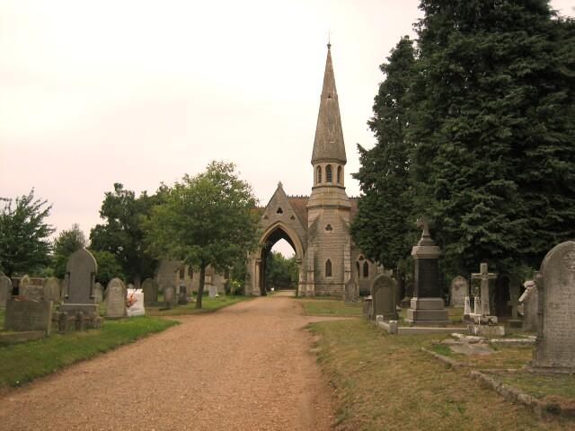 Pershore Cemetery
