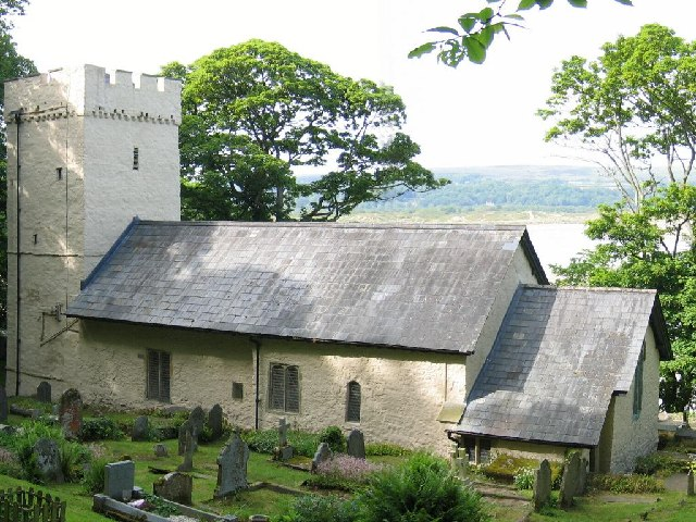 St Illtyd's Church, Oxwich